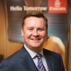 Enda Corneille  Country Manager  Emirates