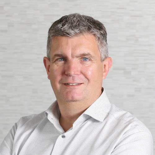 Ken O'Byrne  Commercial Director  Flogas