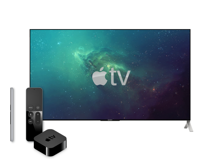 Apple Tv Application - Mobile app design and development company based in New York City.