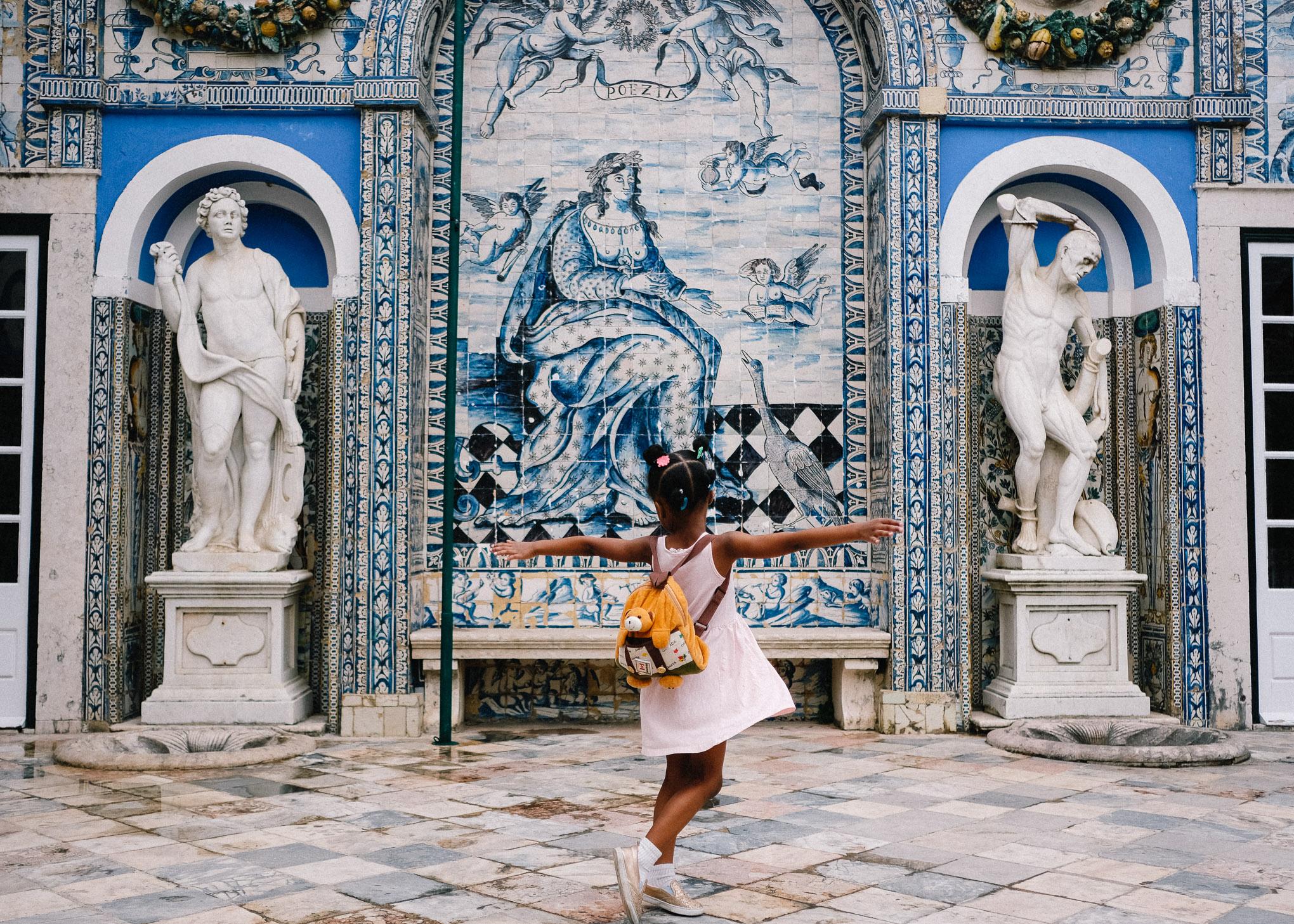 """see """" Dear Lisbon """" an excursion."""