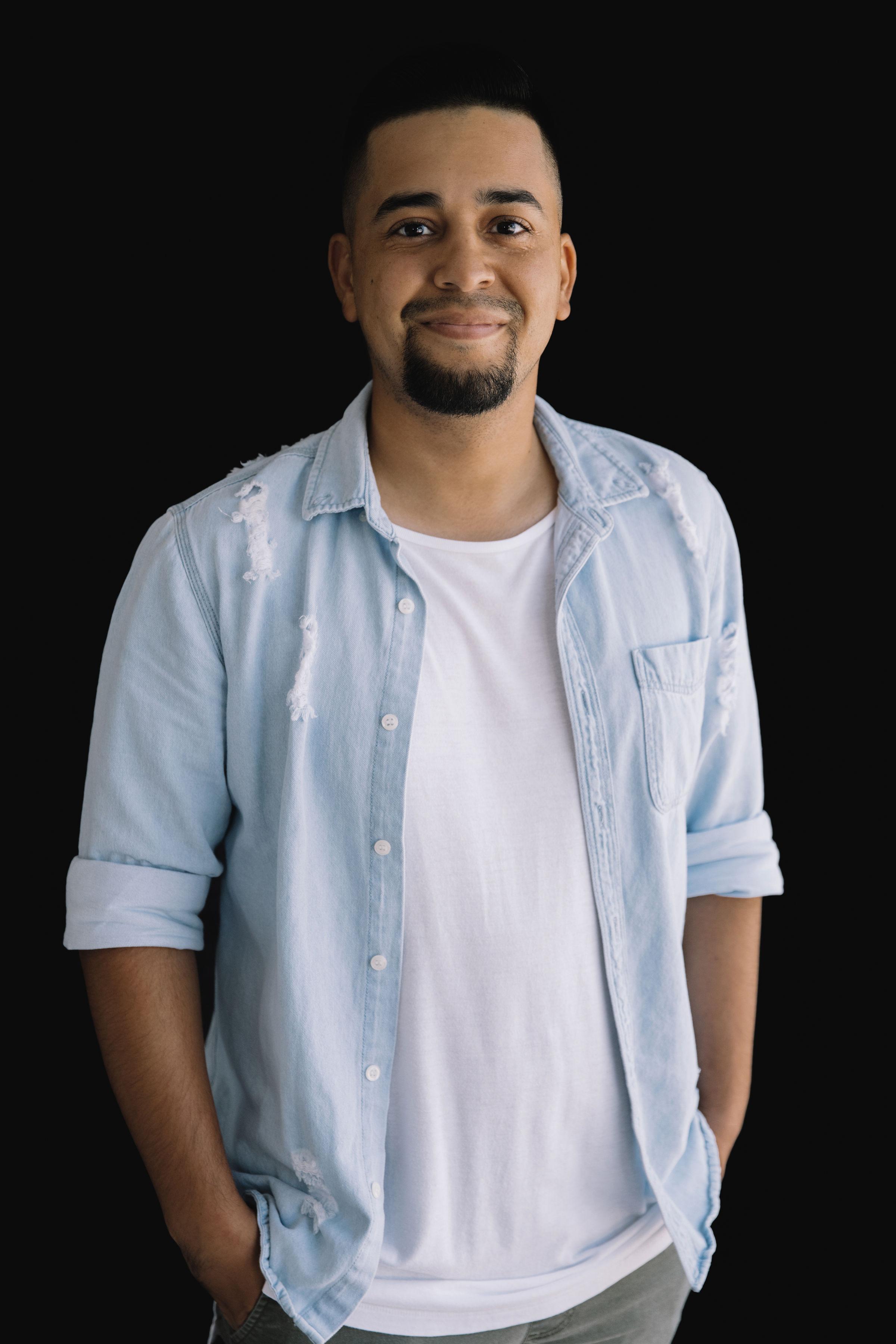 Pastor Gio Tejada, BABible TeacherYouth PastorEmail -