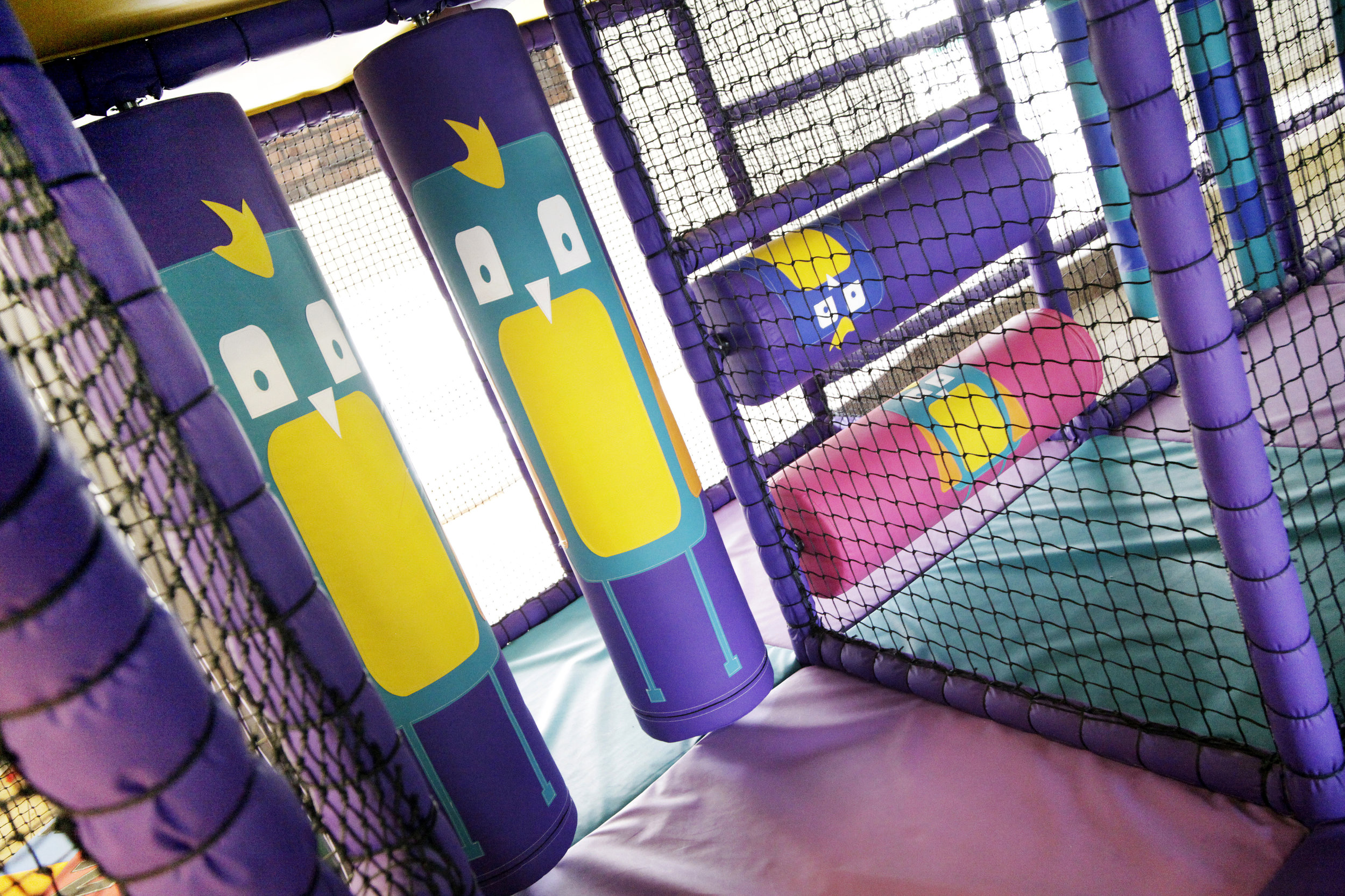 Soft Play - Designed to suit the younger generation!