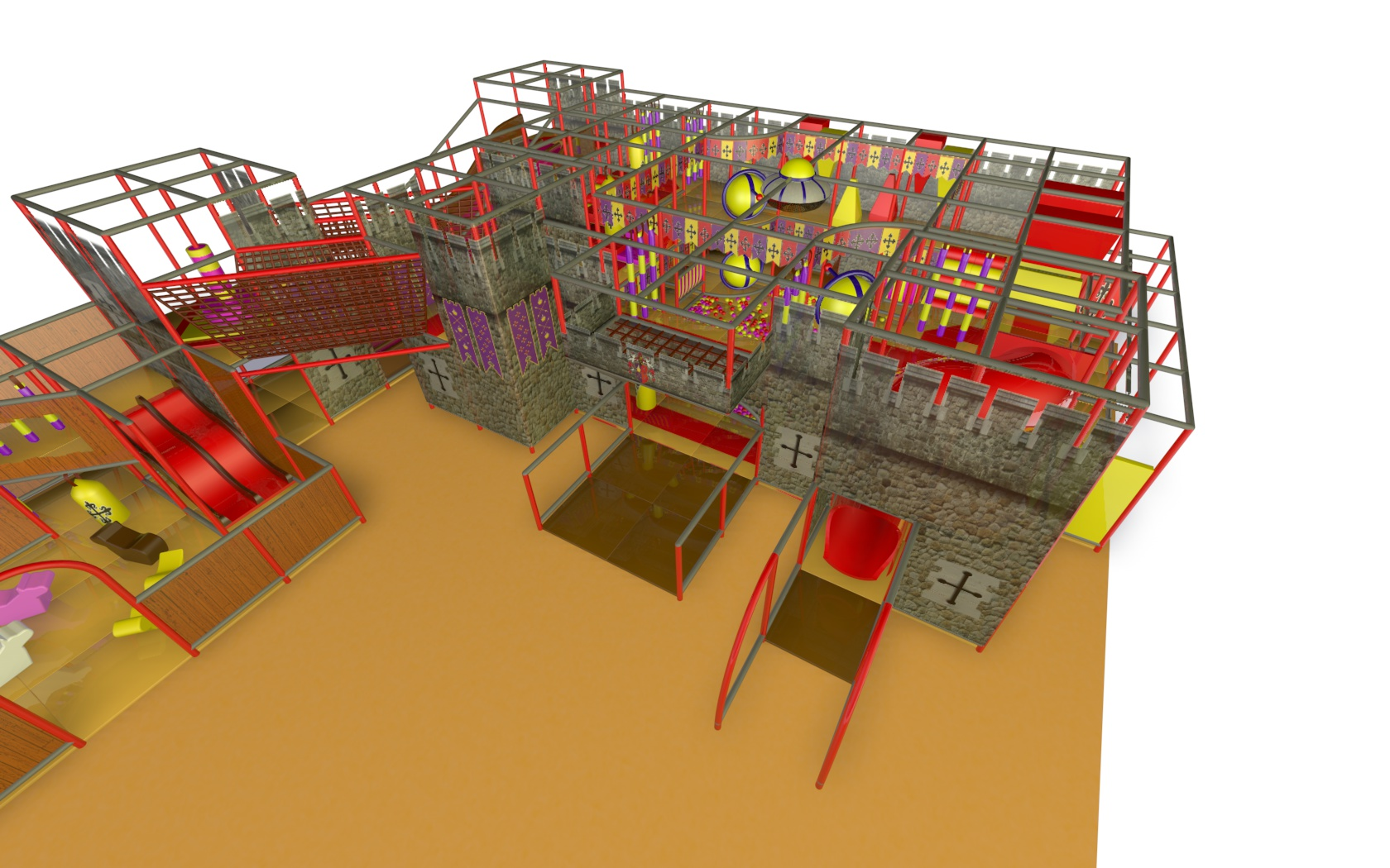Adventure Play - We can take a concept and bring it to life!