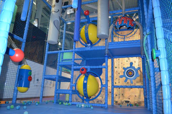 Play area Updates -