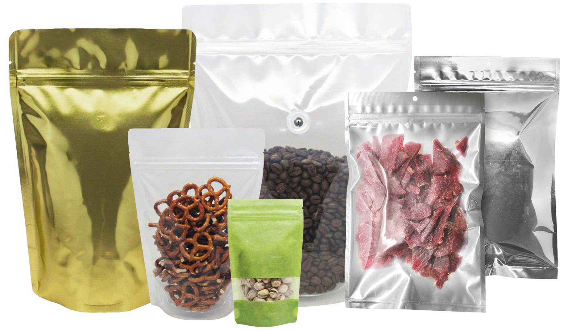 Custom Printed Plastic,Flexible Packaging,Food,New Packaging Products