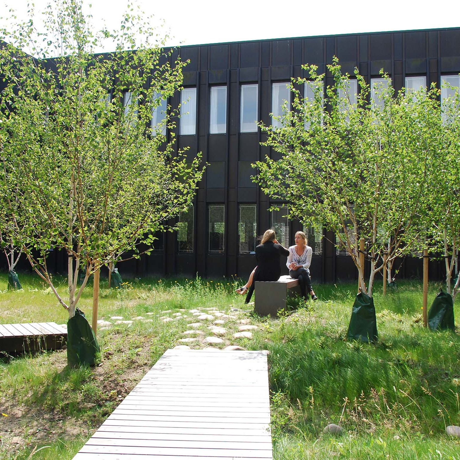 IBM Atriumgård