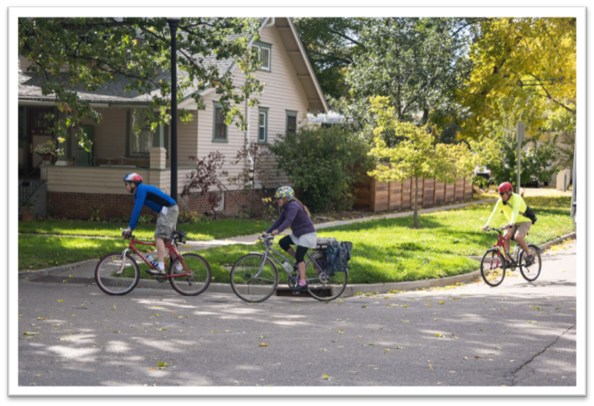- Bicycle Longmont is committed to working with the City of Longmont and Boulder County to create safe, accessible, and convenient places for residents and visitors to ride bikes. Below is a list of area groups, councils, and committees whose work impacts bike access and infrastructure in Longmont.