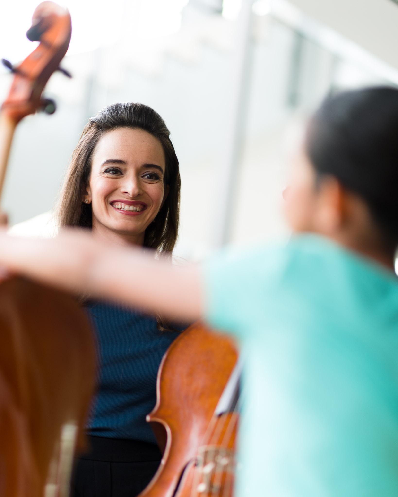 Amber Walton-Amar cello teacher