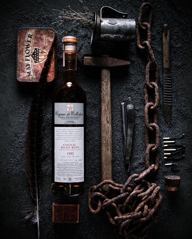 Mats dreyer fotograf oslo matstylist stylist cognac drink fredag oktopus as oslo norway