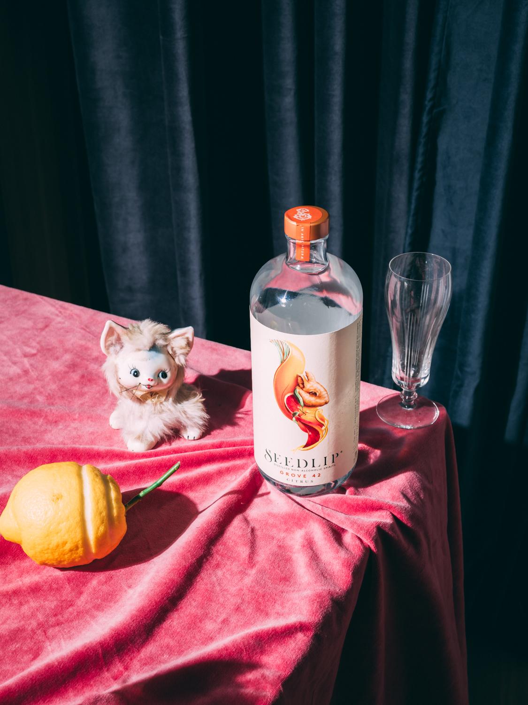 Fredags drink seedlip destilled spirit mats dreyer fotograf oslo styling