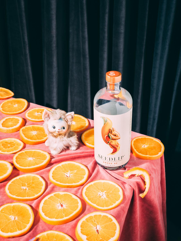 Fredags drink seedlip destilled spirit mats dreyer stylist