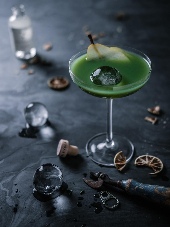 Mats dreyer fotograf matstylist oslo drink gin paere