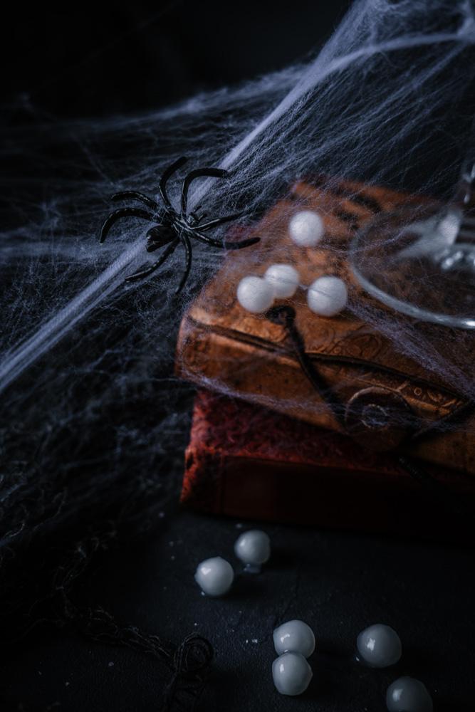 halloween 2018 drink mats dreyer matfotograf fotograf stylist oslo horror styling