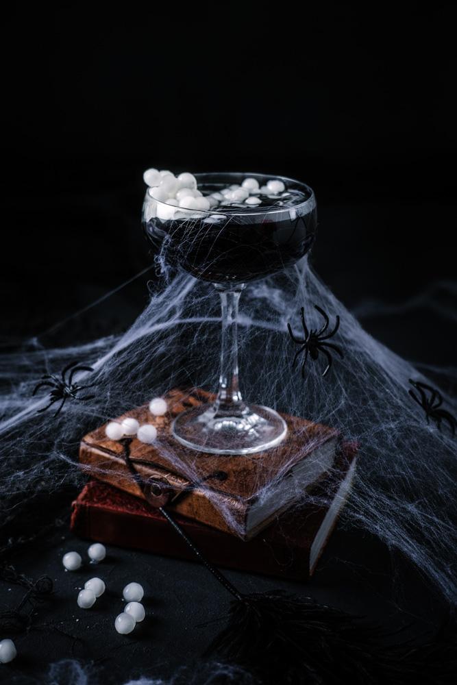 halloween 2018 drink mats dreyer matfotograf fotograf stylist oslo