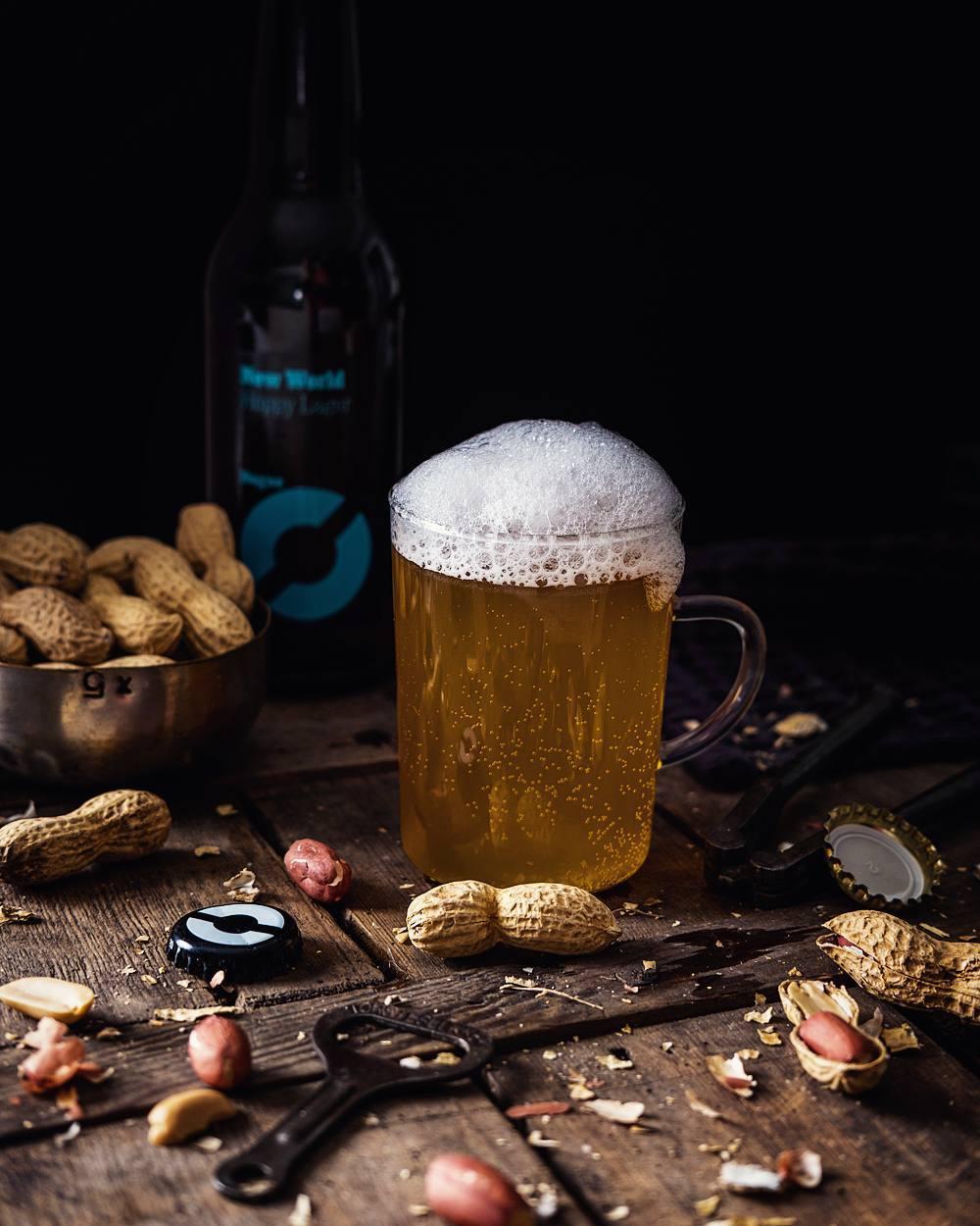 øl foto produkt nøgne ø drink fotograf mats dreyer