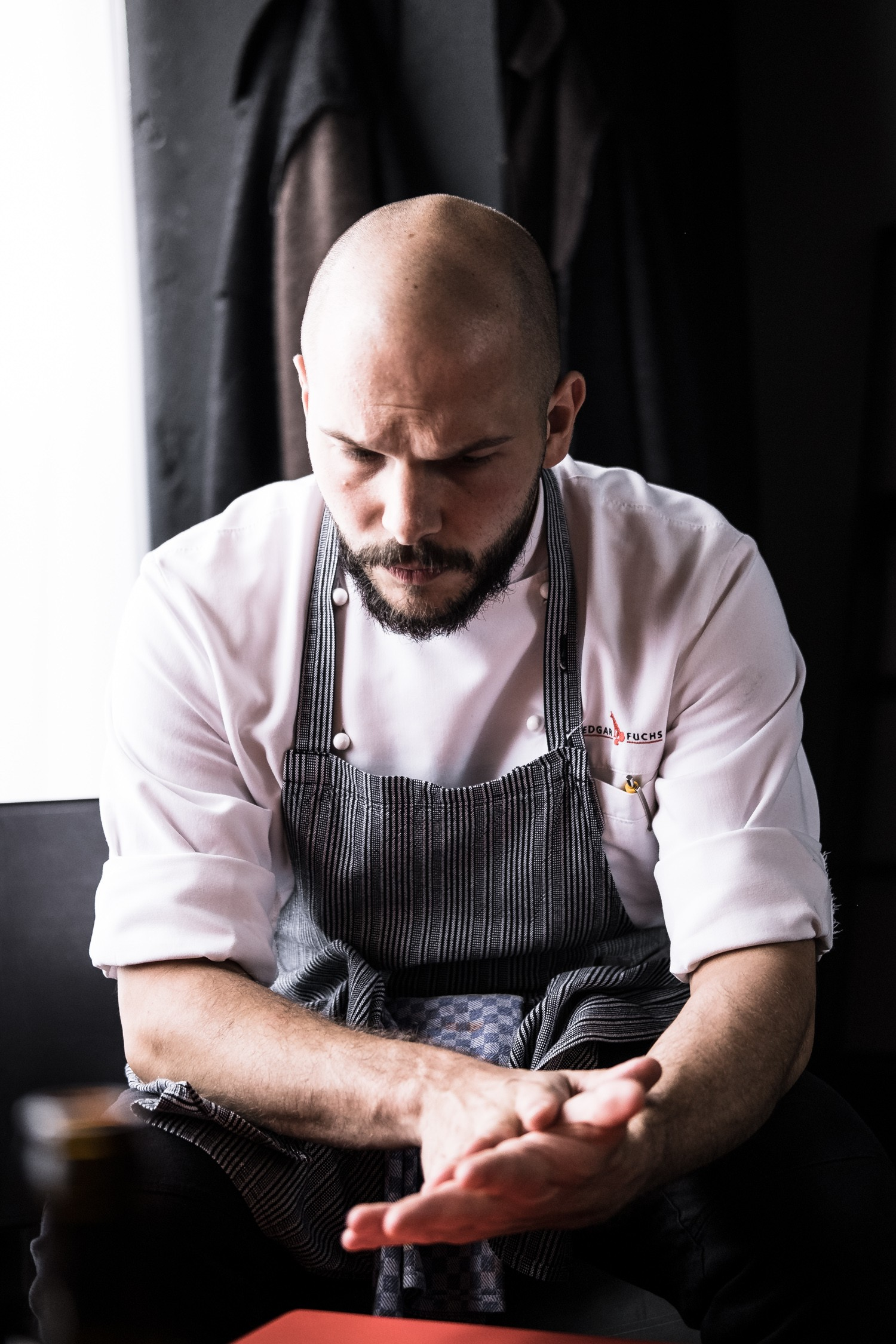 Nobelhart-og-Schmutzig chef portrait restaurant fotograf mats dreyer oslo oktopus as