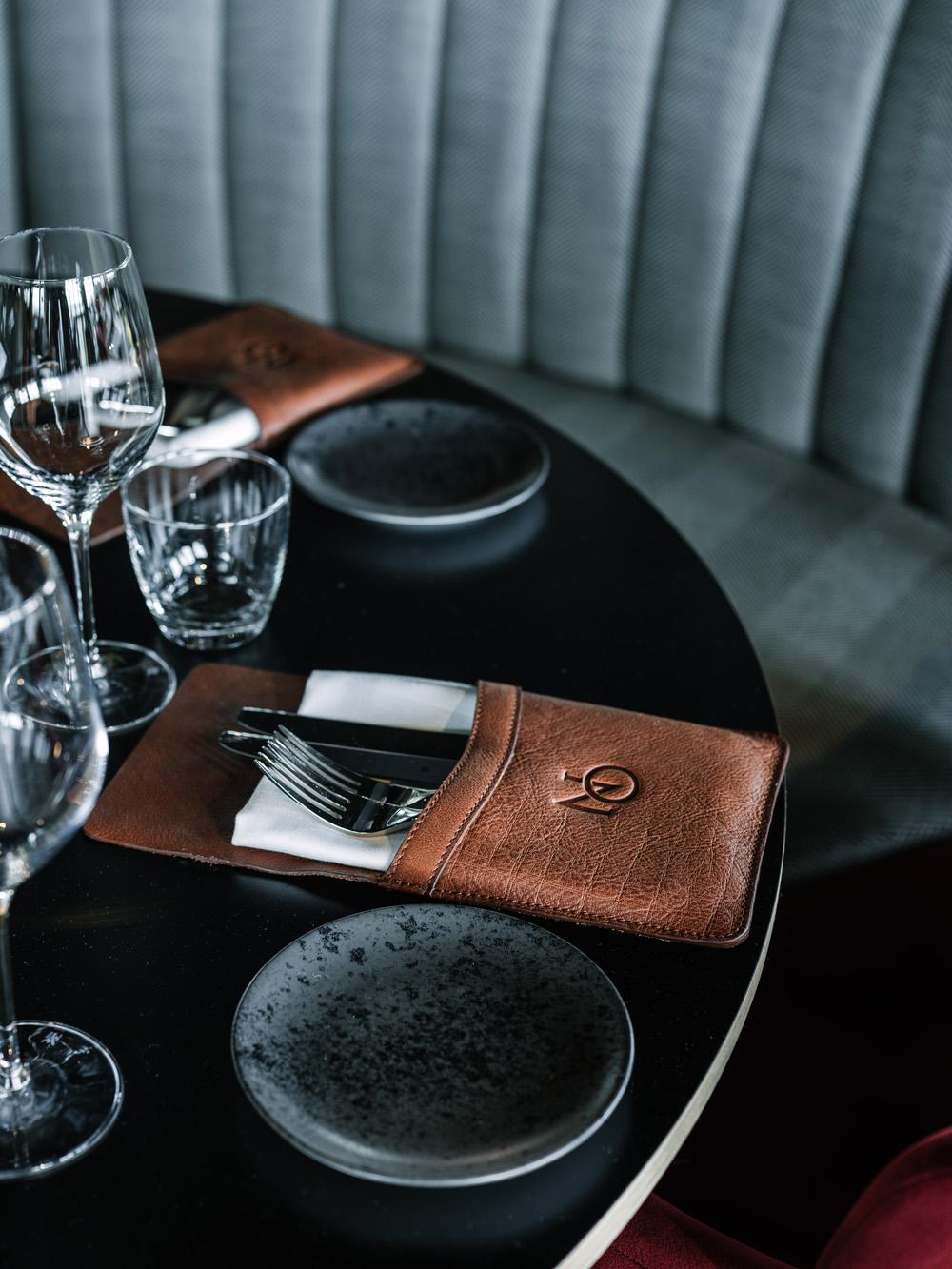 Norda restaurant fotograf interior oslo The Hub fotograf Mats Dreyer vintage