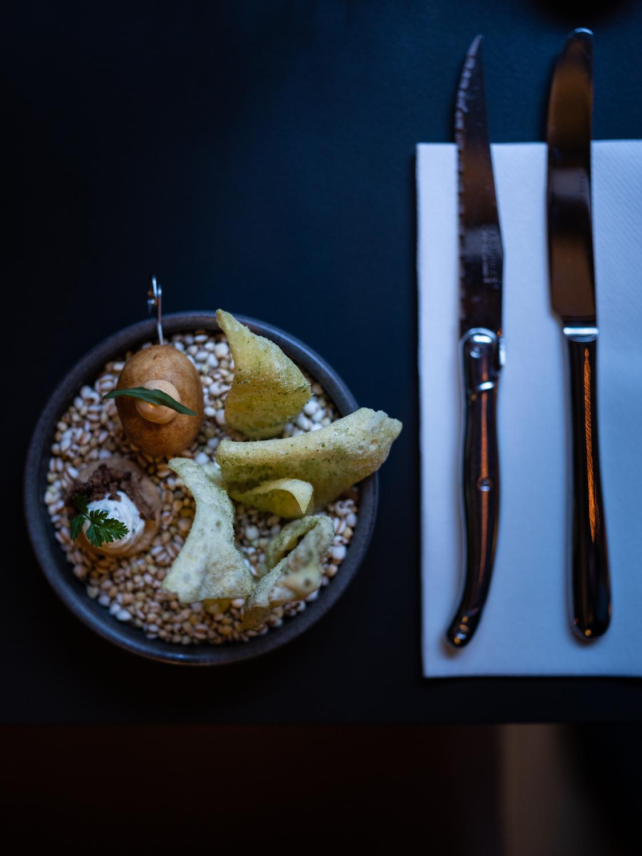 kod anmeldelse restaurant oslo mats dreyer fotograf
