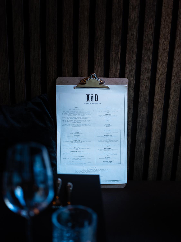 kod restaurant oslo mats dreyer fotograf anmeldelse