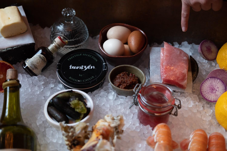 frantzen restaurant food photography mats dreyer ravarer