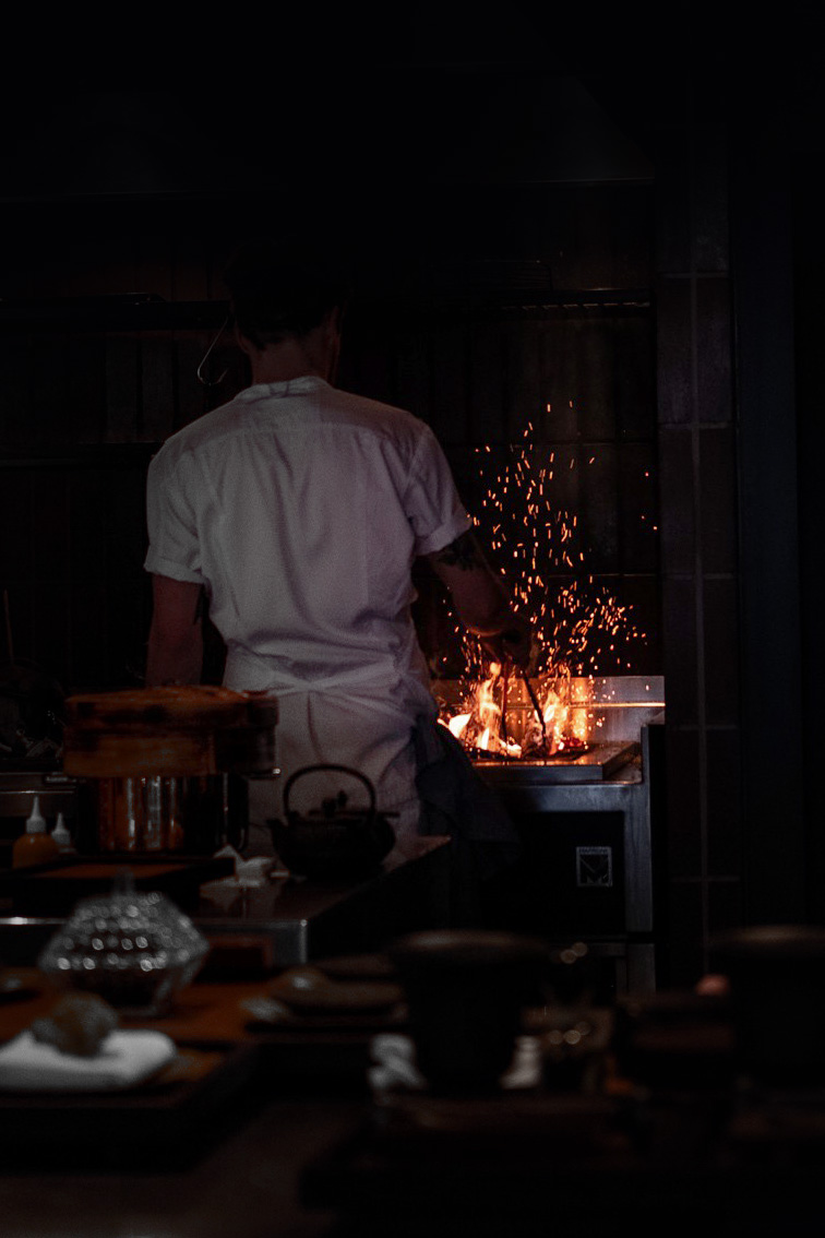 Frantzen restaurant kitchen anmeldelse photography mats dreyer oslo