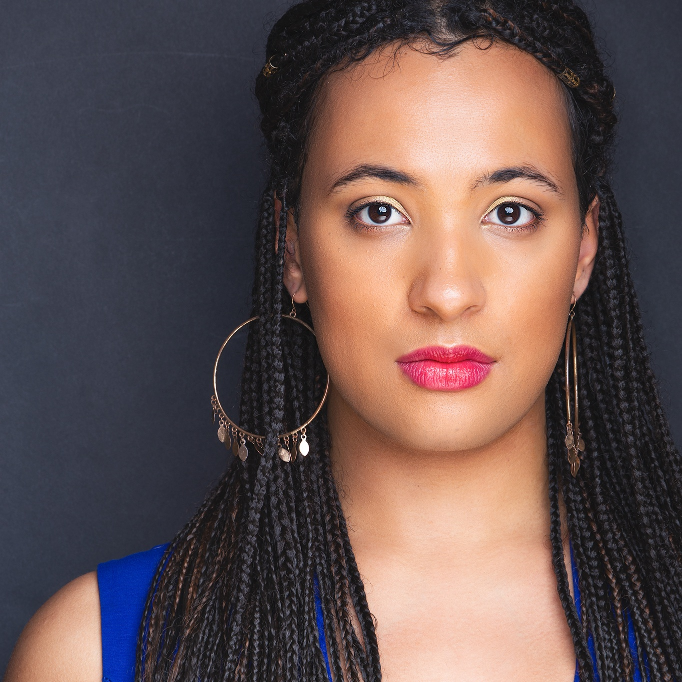 IANNE FIELDS STEWART - (they/them, she/her) is a black, queer, and transfeminine New York-based storyteller working at the intersection of theatre and activism.