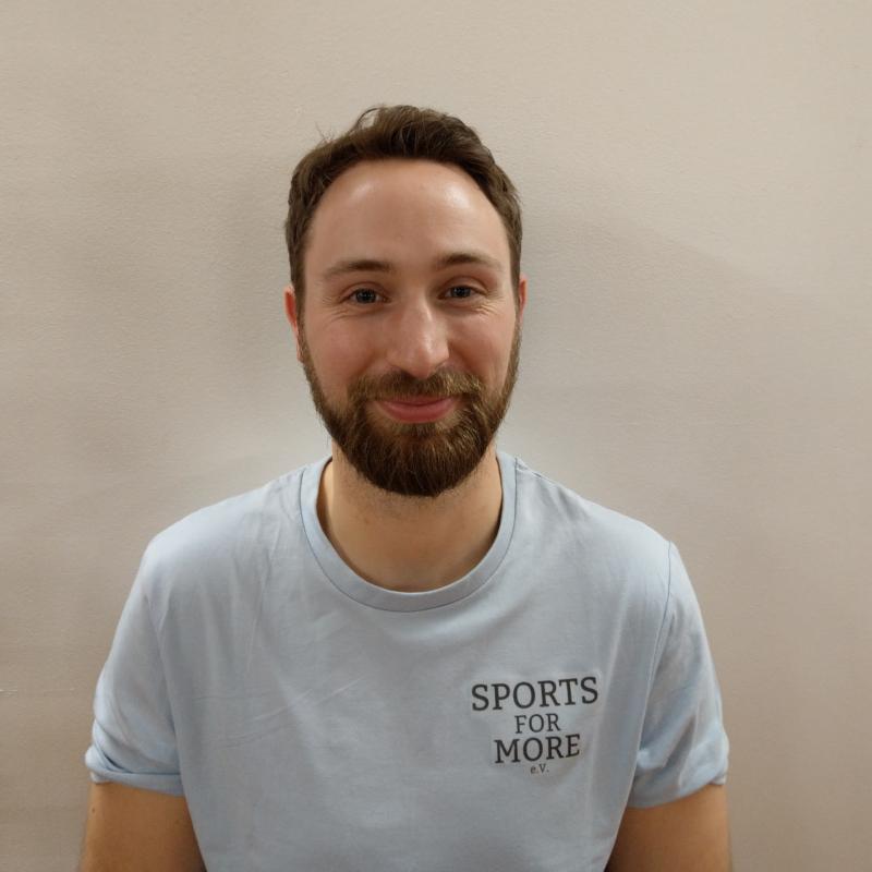 Max Weiß - TrainerZweiter Vorstandsvorsitzender