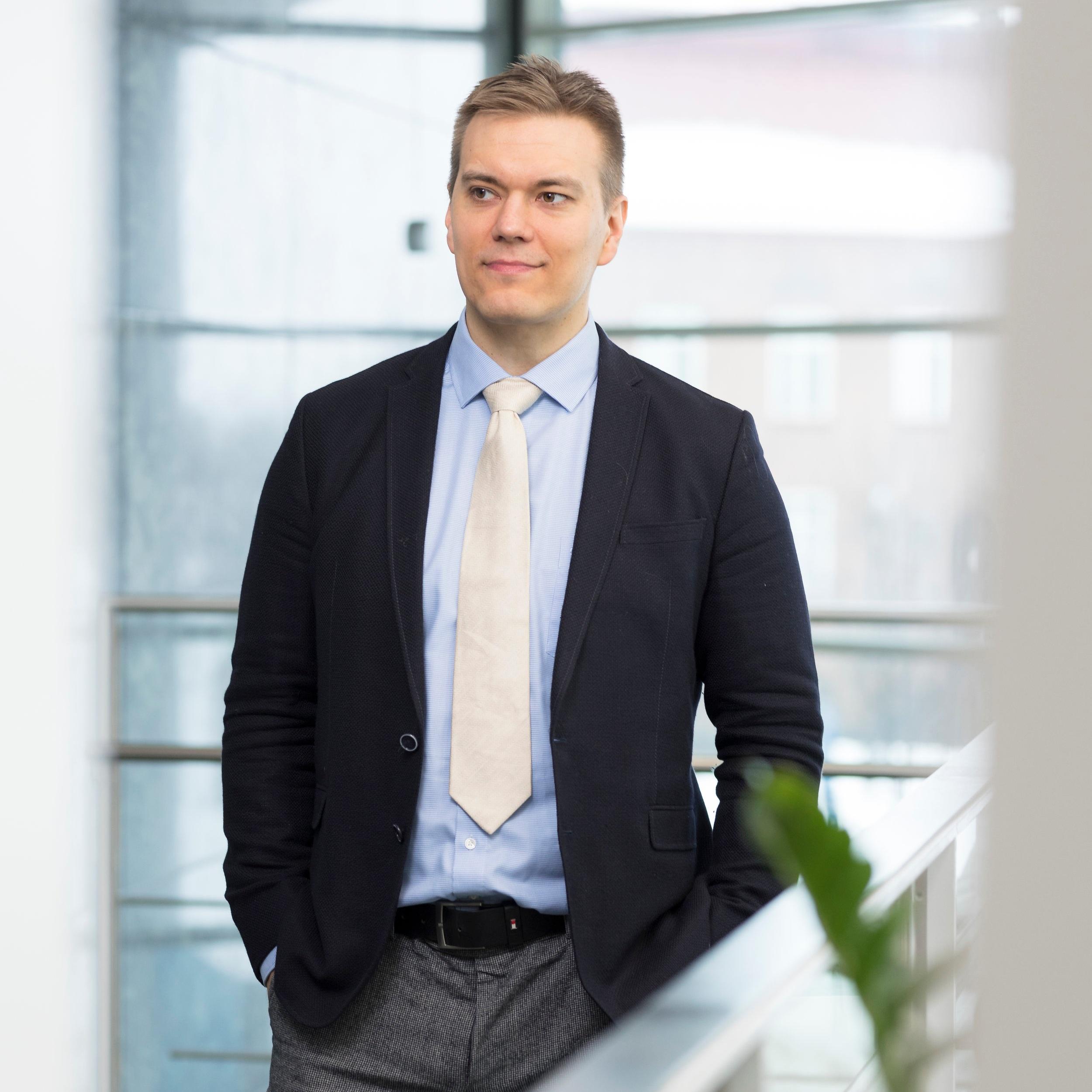 Olli-Pekka Malinen - Lead Expert at EduCluster Finland