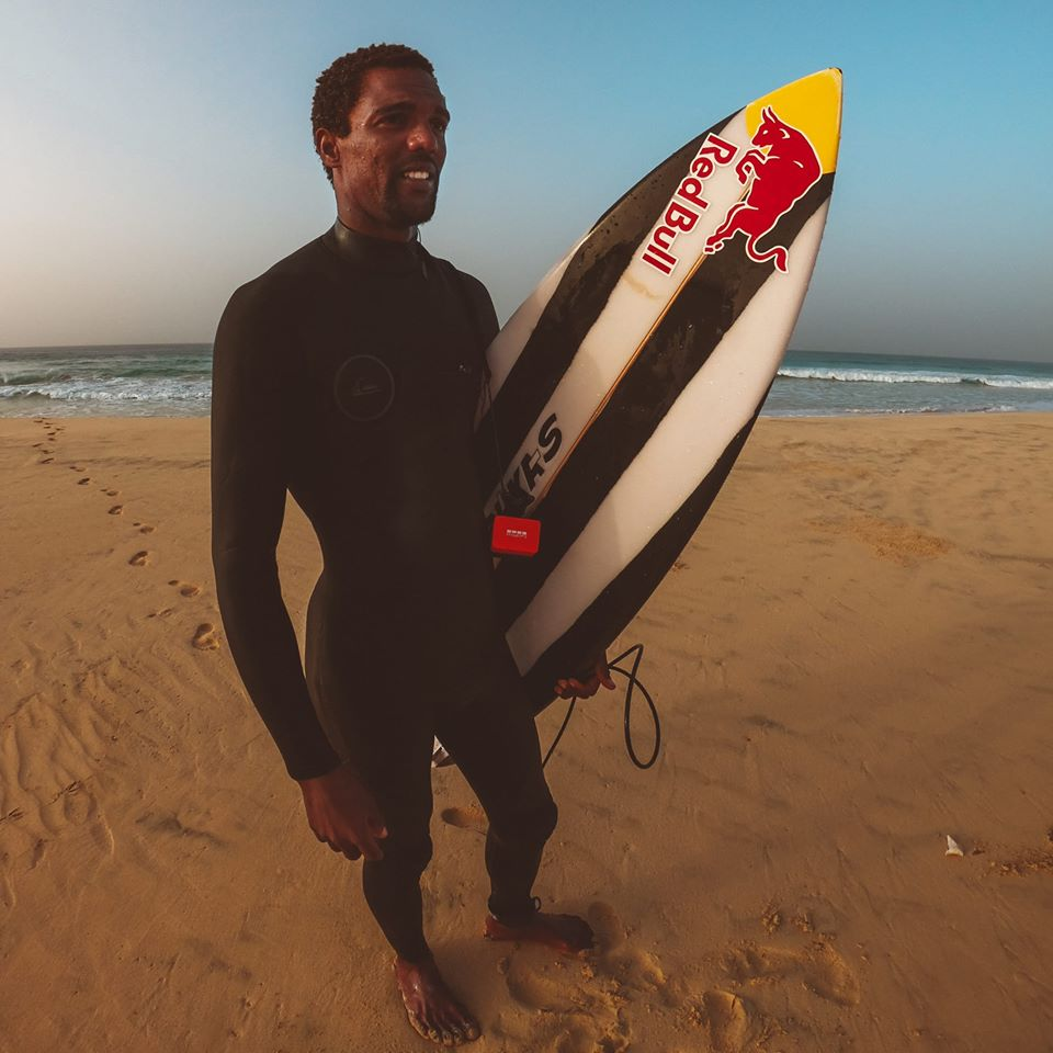 . . . ROMI - I am the Center Manager, Kite, Windsurf and Surf Instructor here at Morabeza Kitesurfing. I am born on Boa Vista - Cape Verde.I started surfing when i was a kid and its my biggest passion.Now i do all kind of watersports and i enjoy teaching others.I speak Creole, Portughese, English, Italian, French and Spanish.