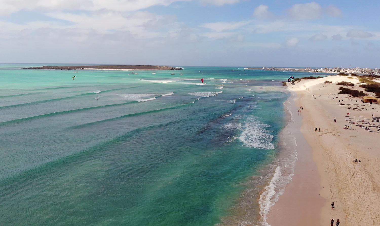 Aerial View Kitesurfing Morabeza in Boa Vista Cape Verde.jpg
