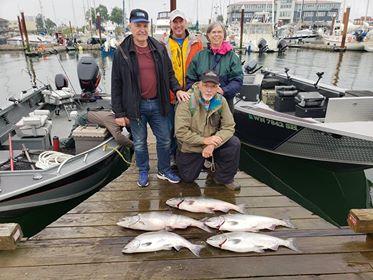 Buoy 10 Fishery 2018