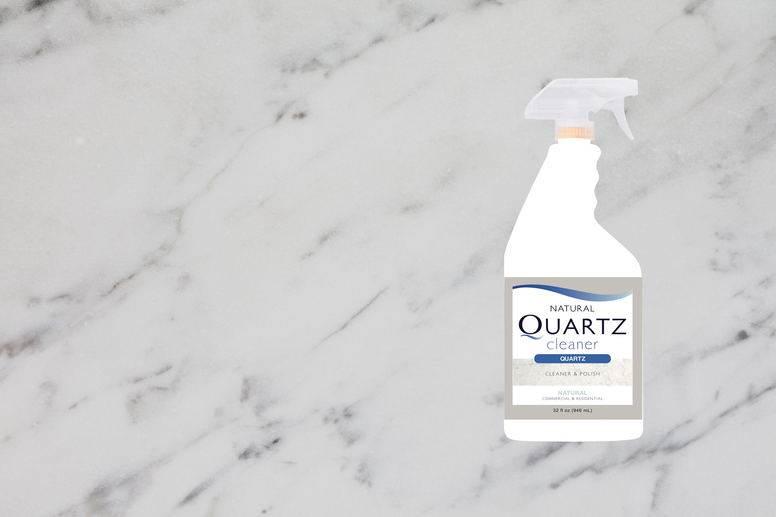 Natural Quartz Cleaners