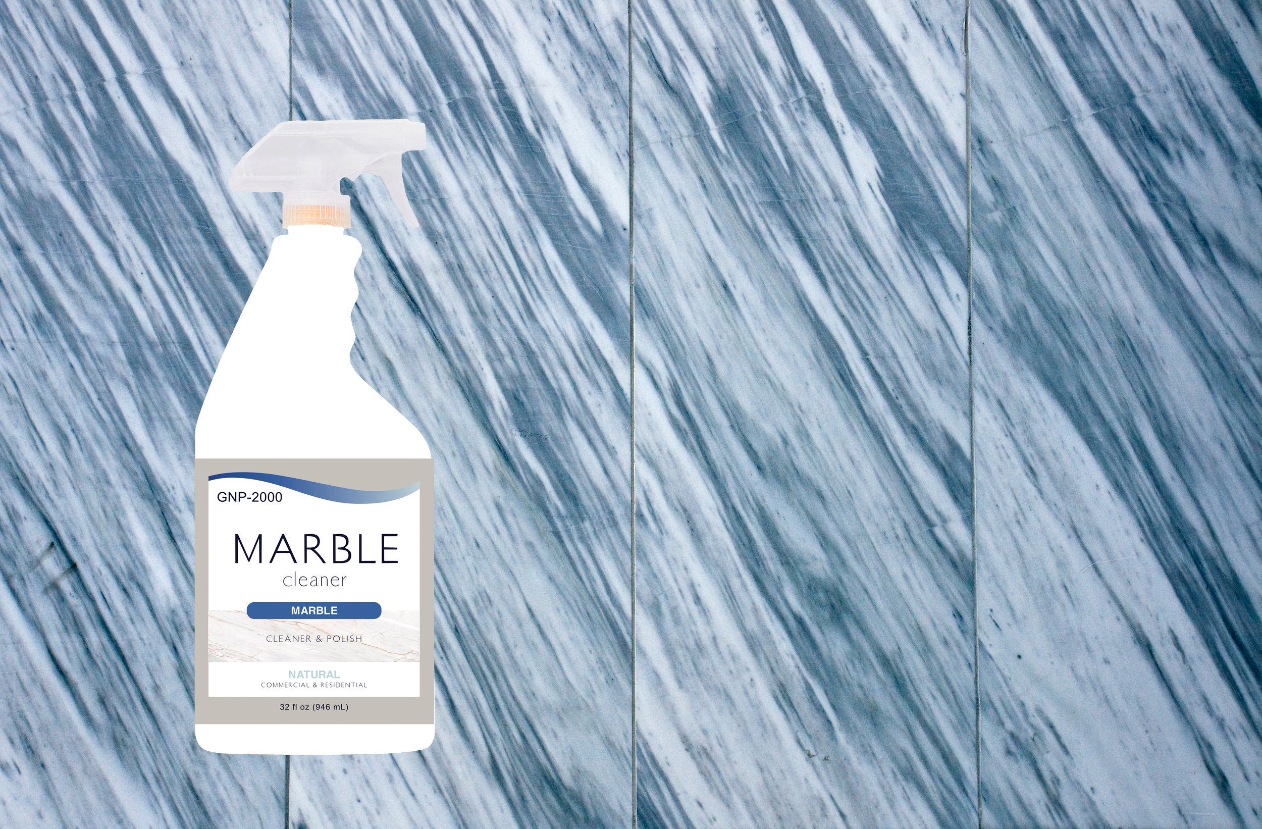 GNP-2000 Natural Marble Cleaner