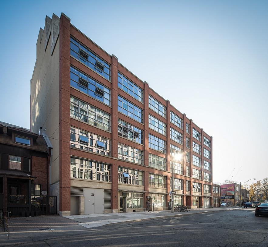 Camden Lofts, Toronto