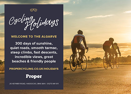 Cycling Holidays - Proper26 Keymer Road,Hassocks BN6 8AN01273 841 611