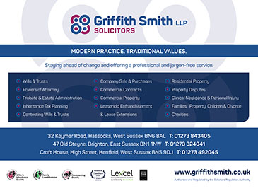 Griffith Smith LLP - Local solicitors in Hassocks32 Keymer Road, Hassocks BN8 6AL01273 843405
