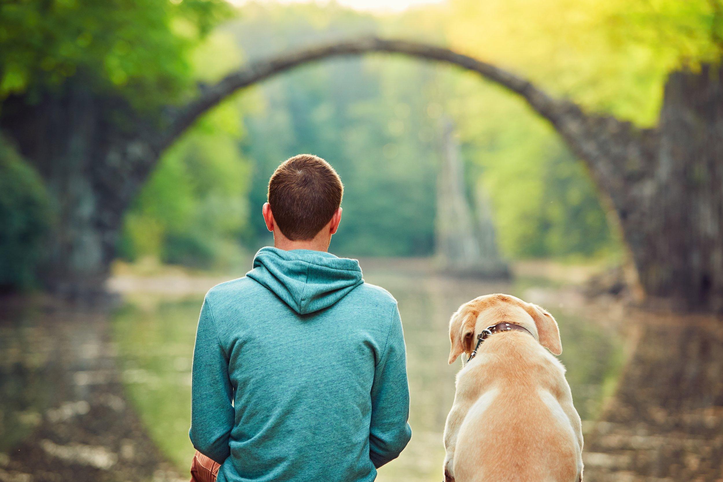 pensive-man-sitting-with-his-dog-PDGWBJ5.jpg