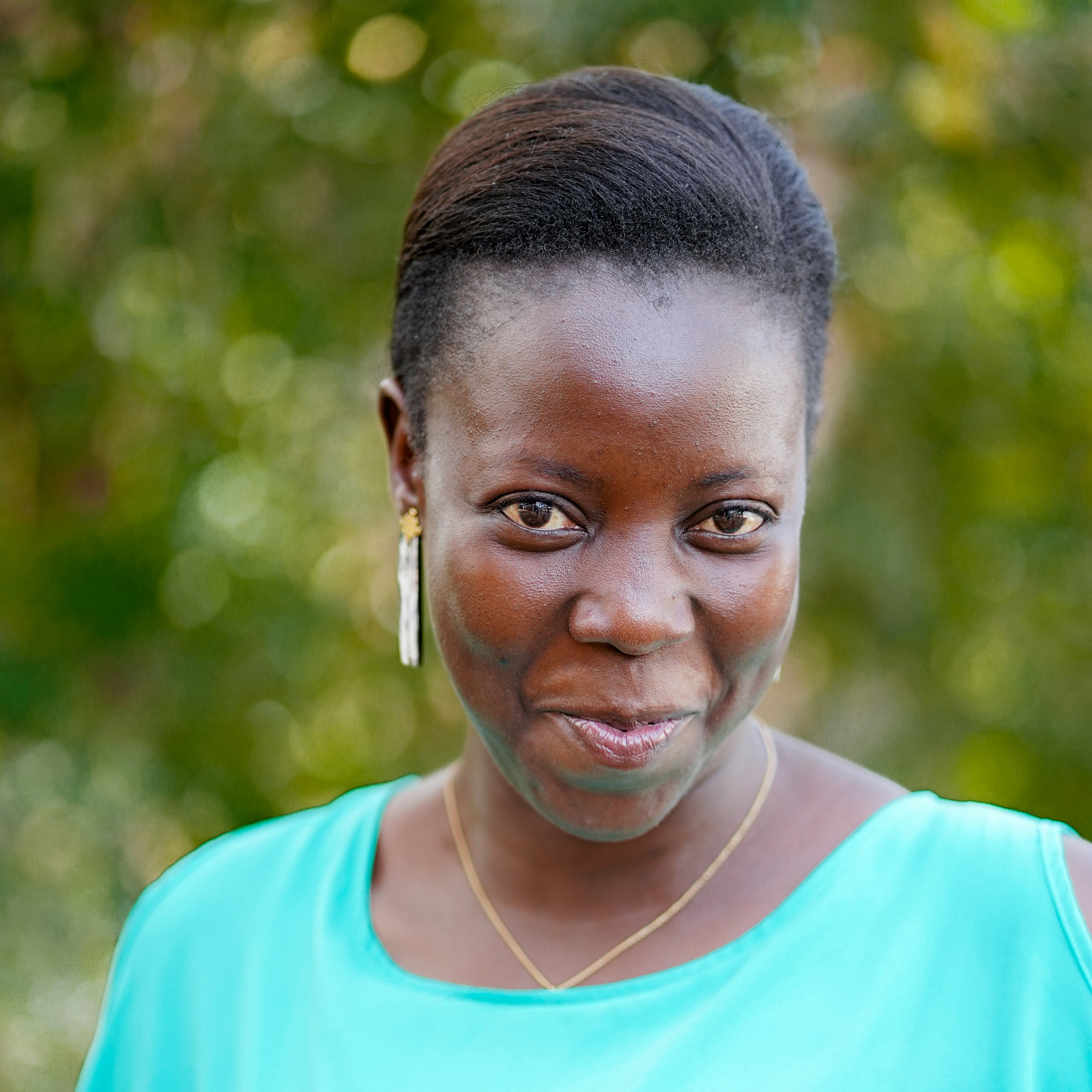 vivian MirembeProgram Manager, holistic wellness support - Vivian is the Program Manager, she oversees all Holistic Wellness Support activities. Vivian offers psychosocial support to Akola women and also mentors a team of staff and peer leaders to ensure that members have the supports they need to move out of crisis and become true agents of transformation.