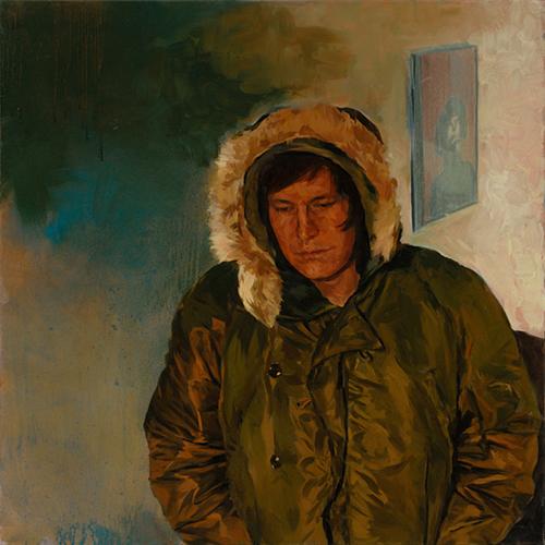 """Duncan, 48"""" x 48"""", oil on canvas"""