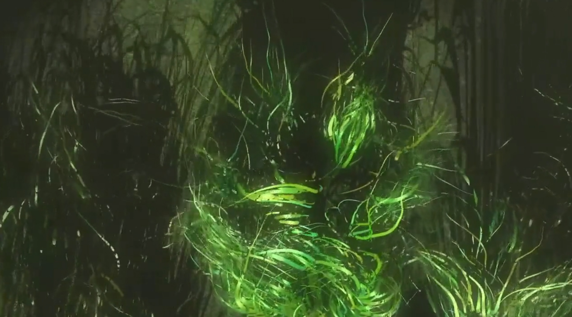 Video still from Jenn E Norton's THE WEEPING BROOK