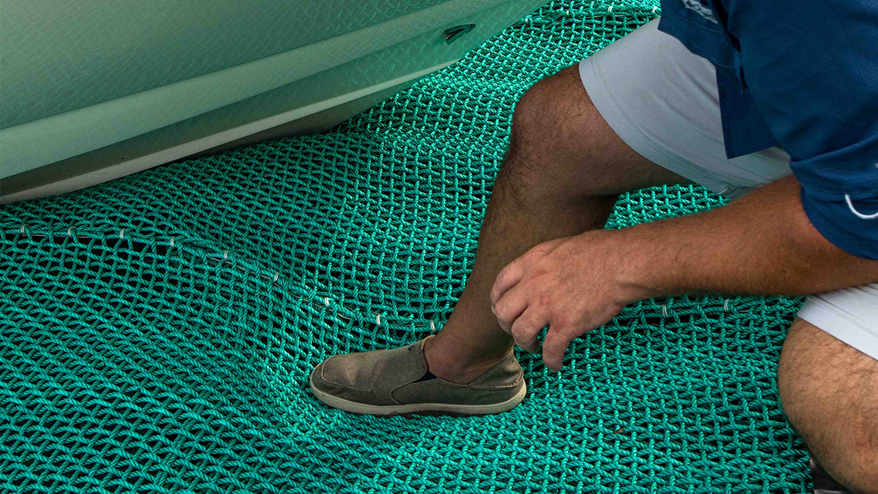 Yes, it's really dry - Our award-winning system uses marine-grade materials and leading-edge technology to maximize air flow, pump water away from your boat and allow your hull to dry.