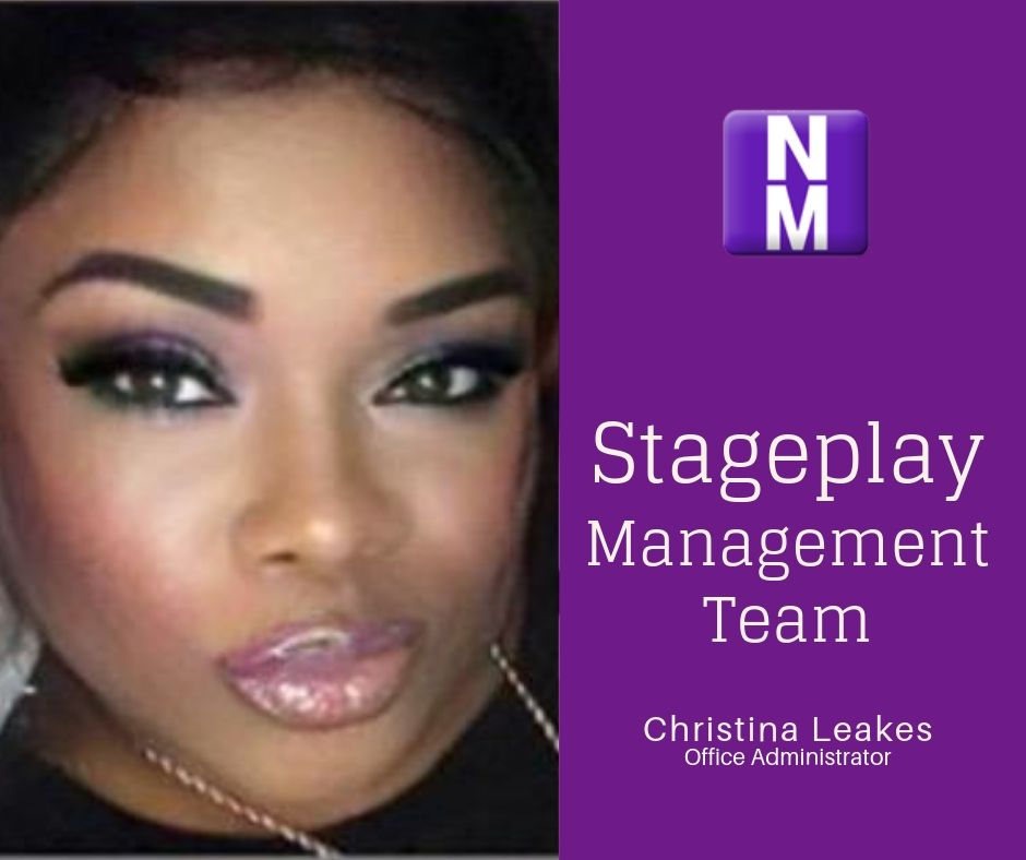 Christina Leaks - Office Administrator- Professional script writing services- General info- Employment opportunities- Volunteer opportunities
