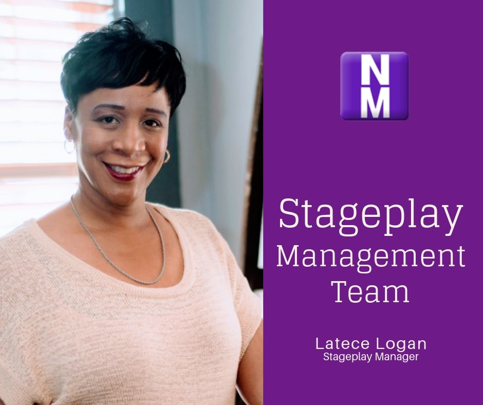 Latece logan - Stageplay Manager- Casting info- Speaking engagement bookings- Video audition info- Bookings