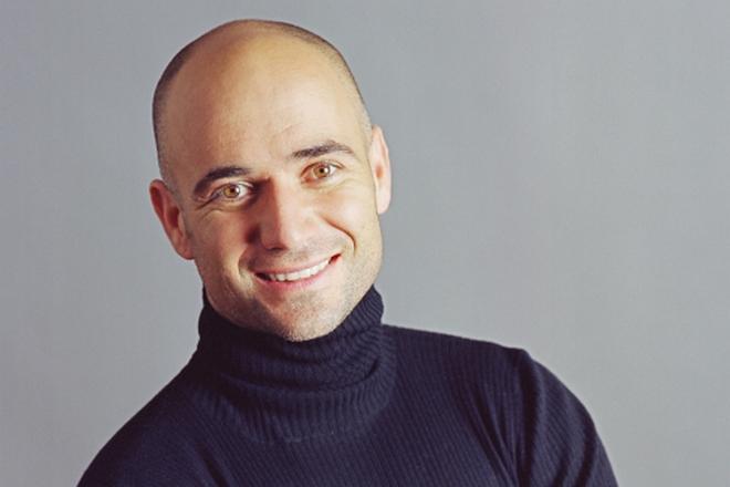 Андре Агасси