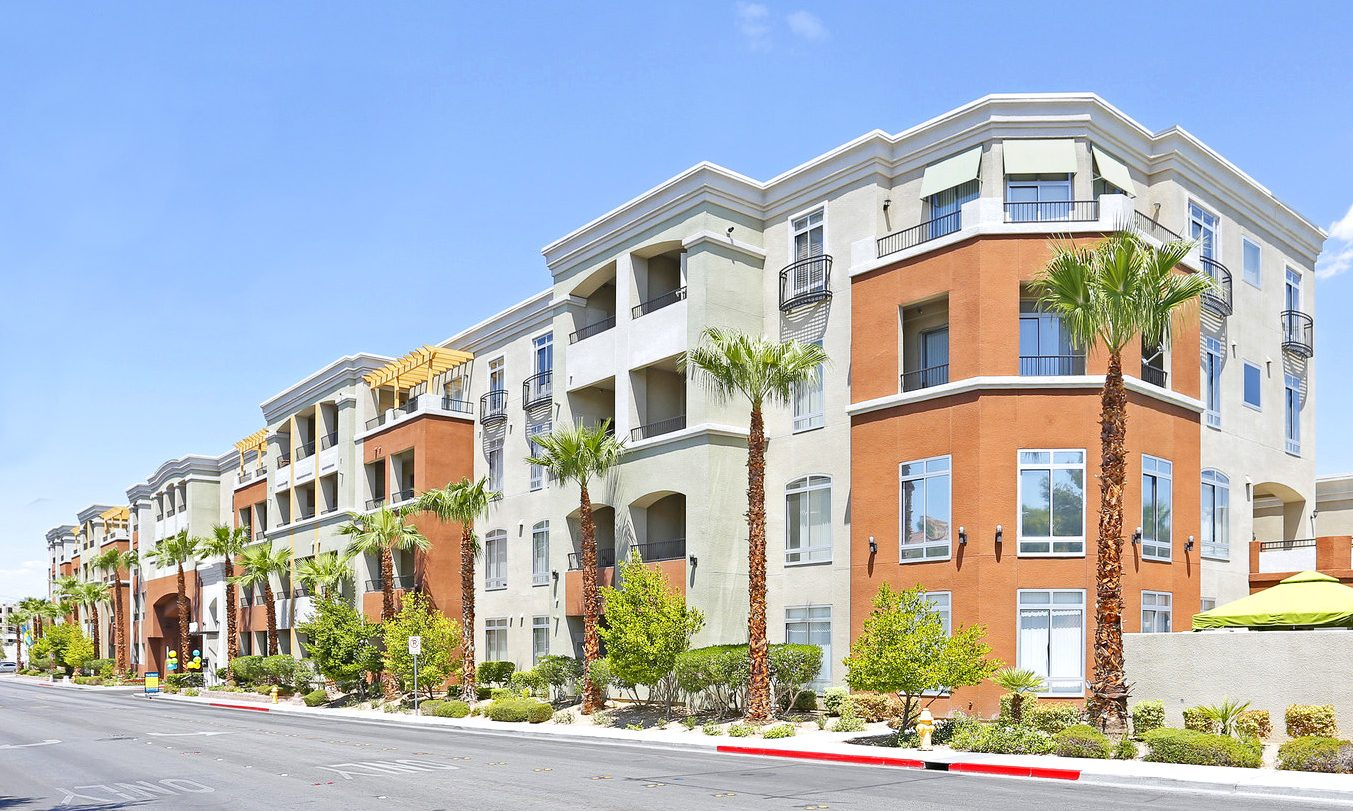 Denver Based Multifamily Owner's Recent Las Vegas Activity Tops 1,657-Units