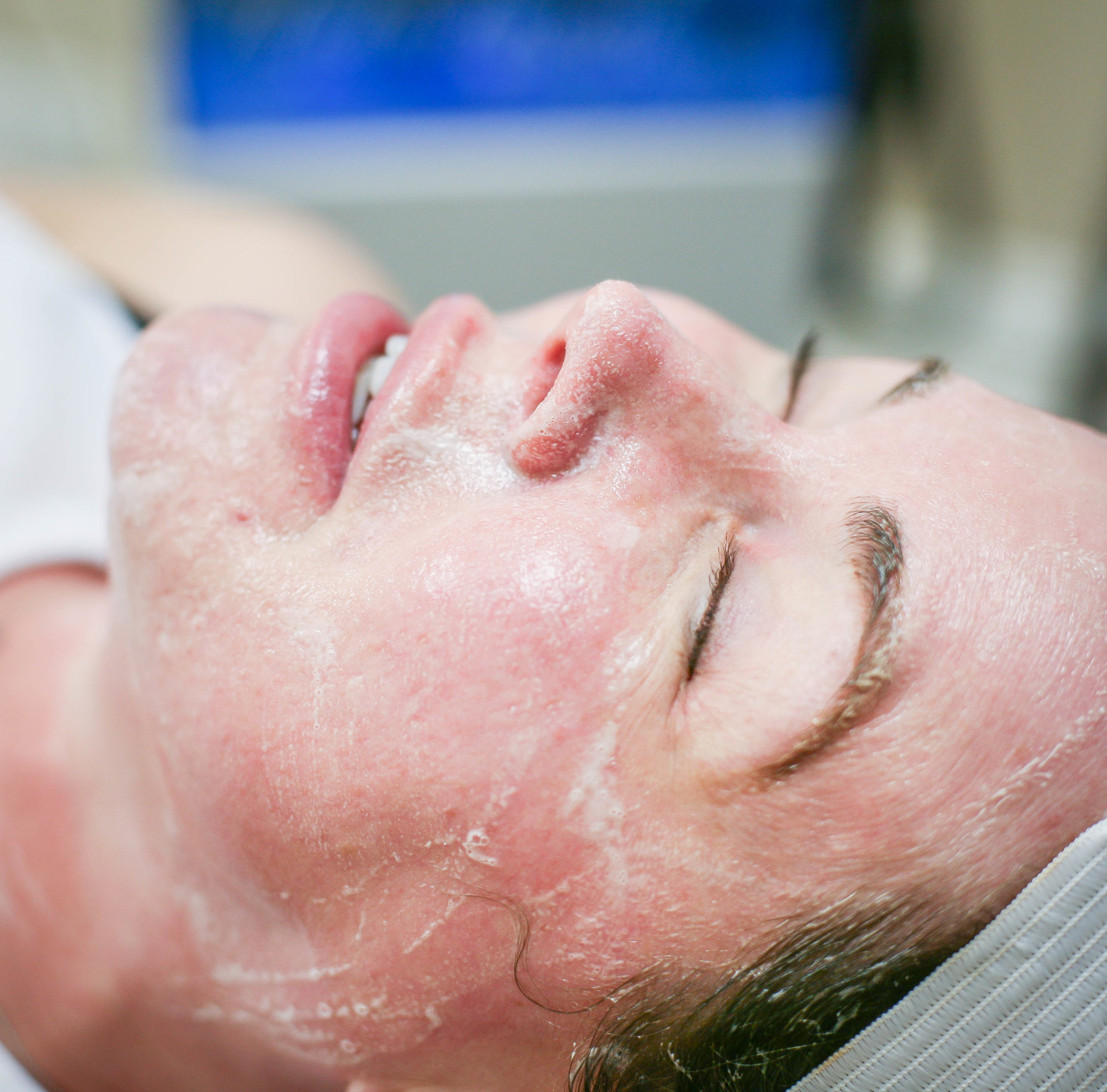 Pampering Facials -