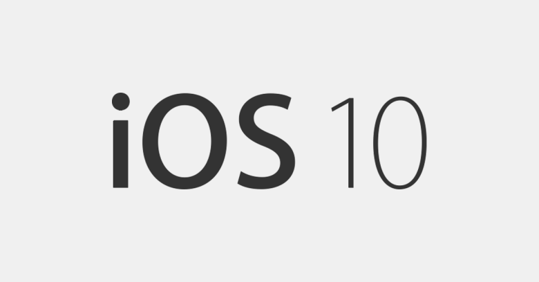 iOS 10 image article banner