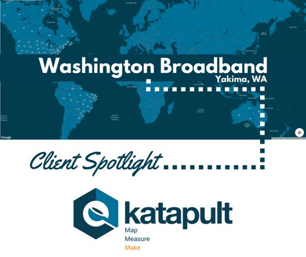 banner image of Washington Broadband and Katapult engineering