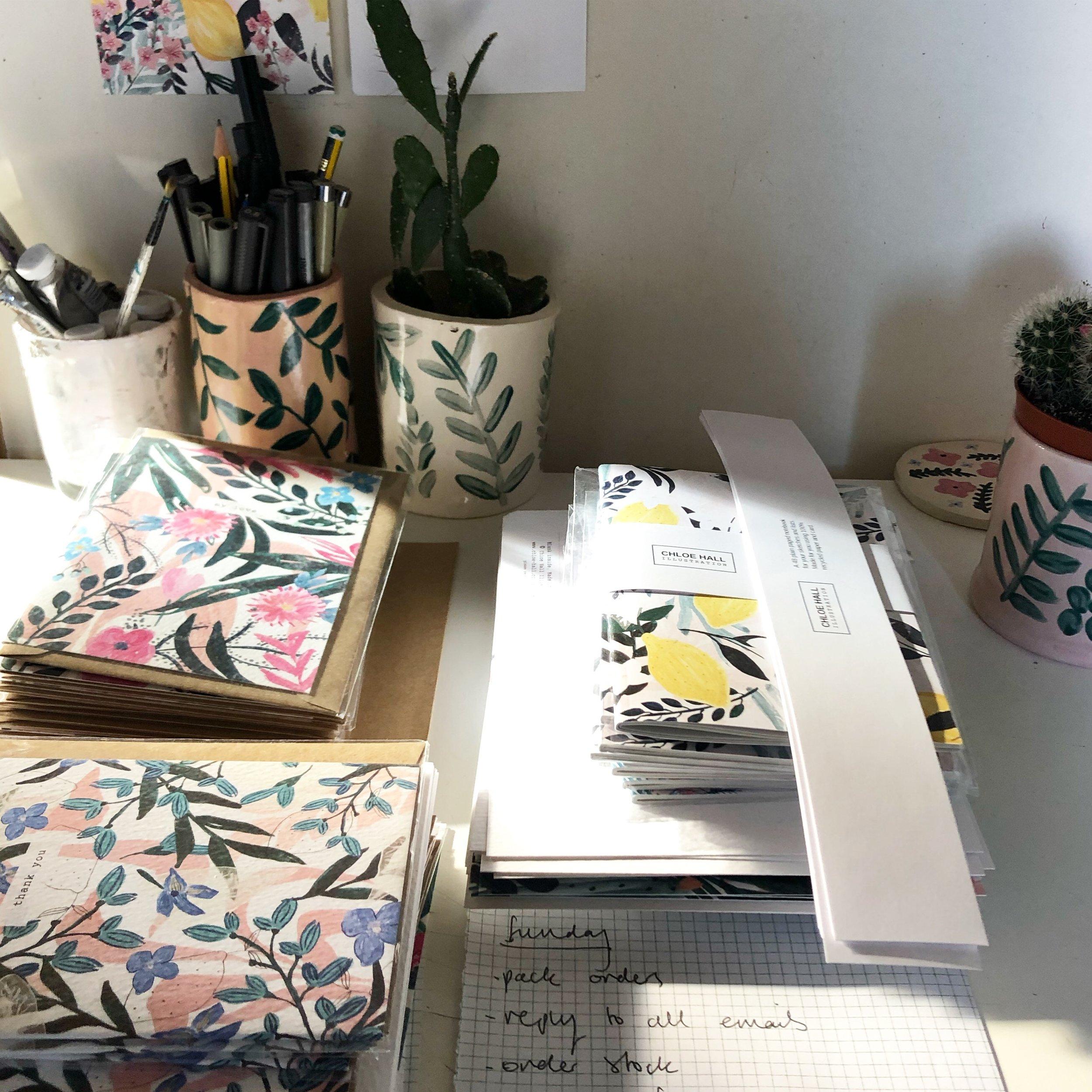 Where Makers Make_Chloe Hall_Illustration_Art Studio Tour_4.JPG