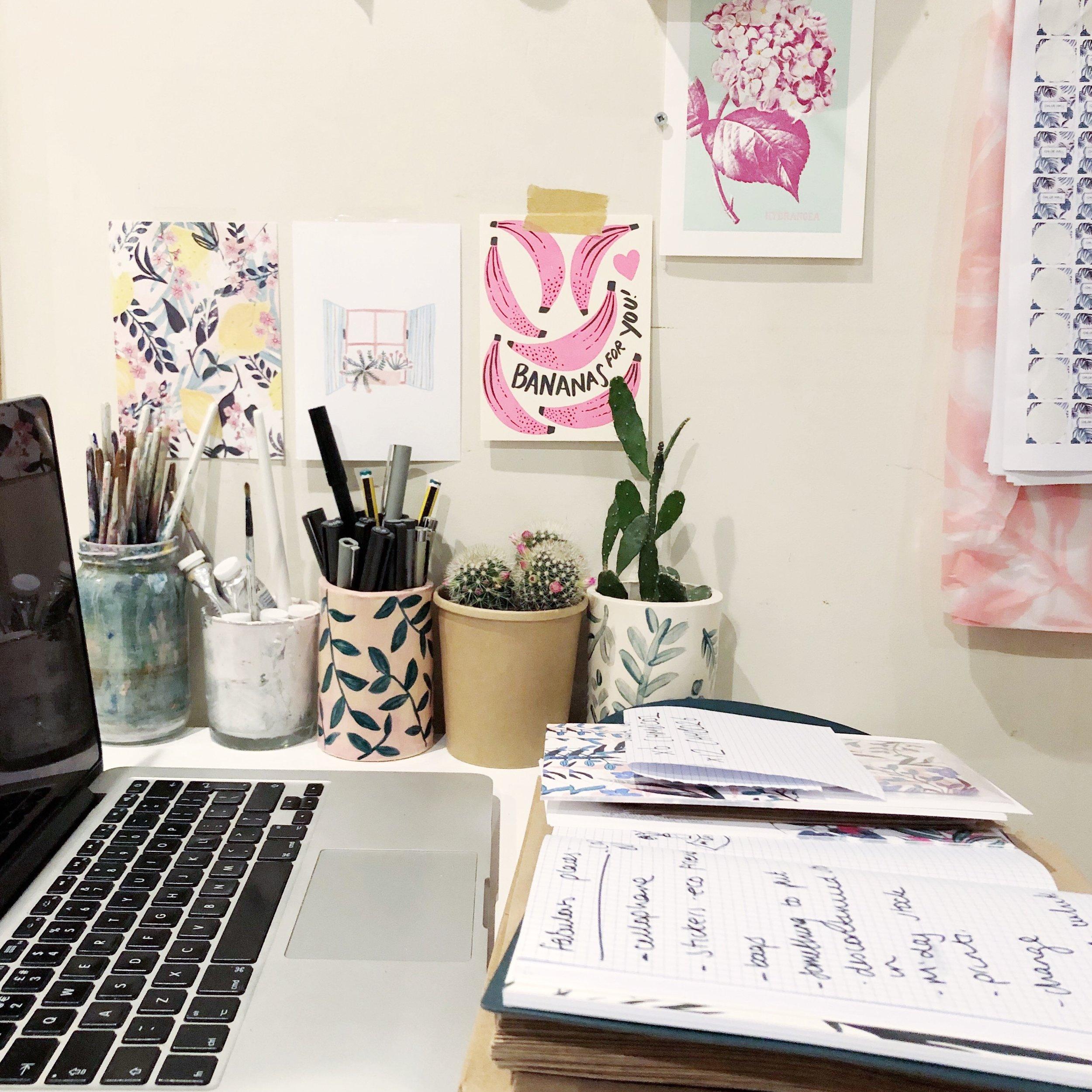 Where Makers Make_Chloe Hall_Illustration_Art Studio Tour_3.JPG